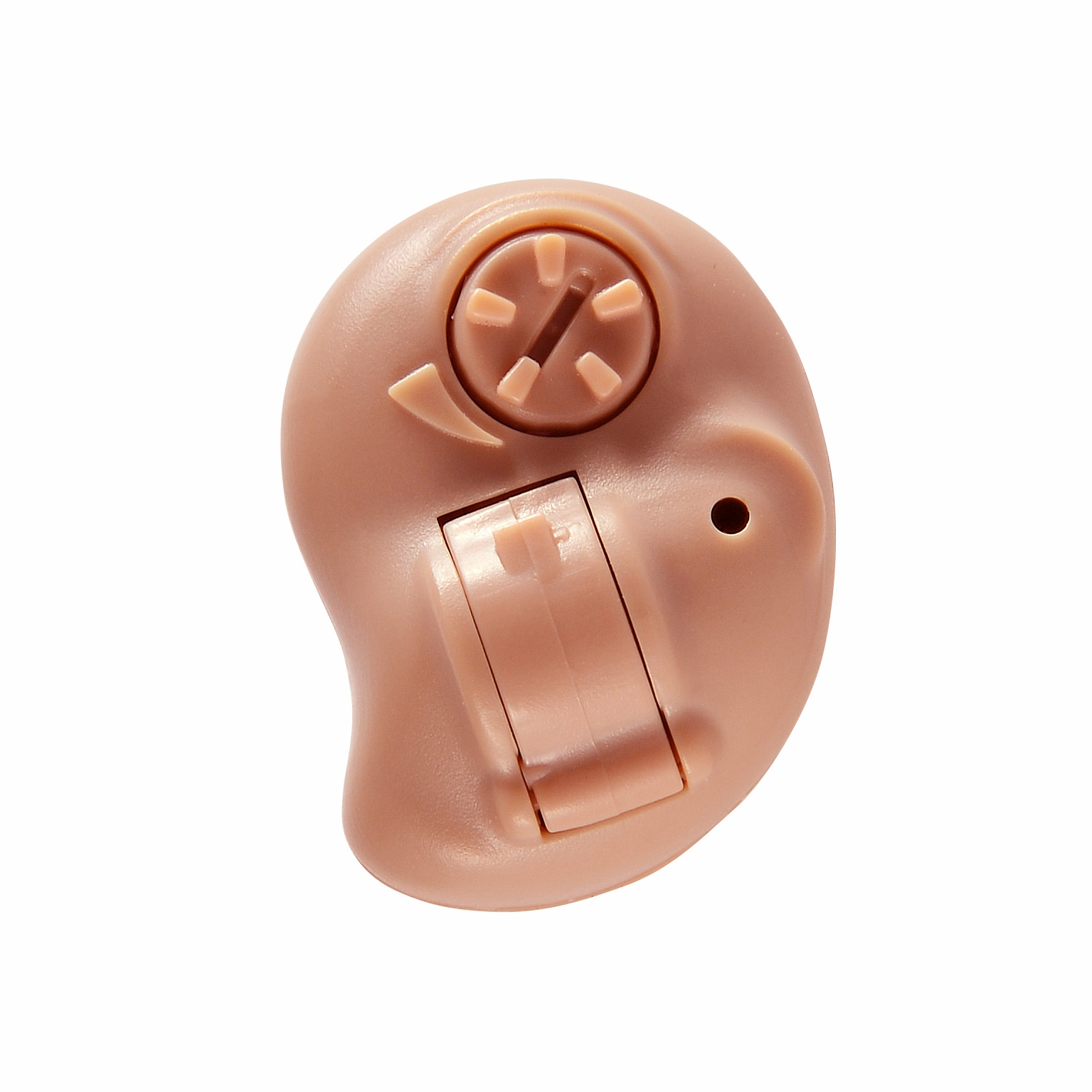 Hearing Amplifier in ear
